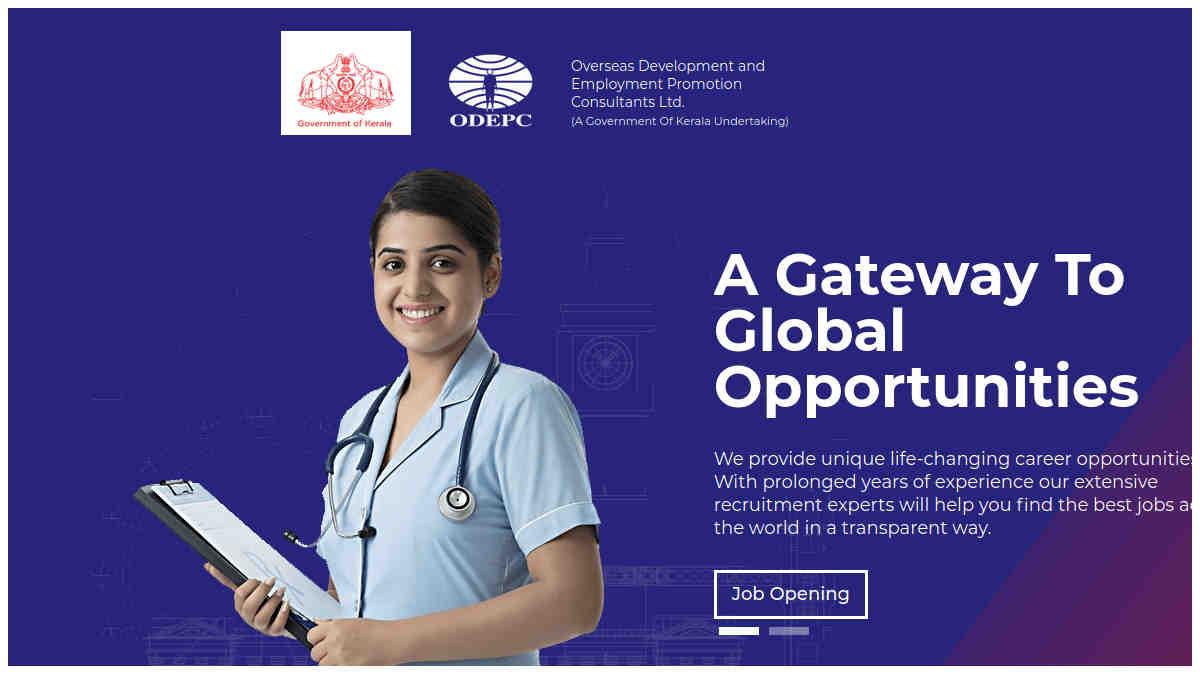 Nurse Job Recruitment -Norka/ODEPC Jobs News