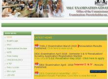 Kerala SSLC SAY Exam result 2018