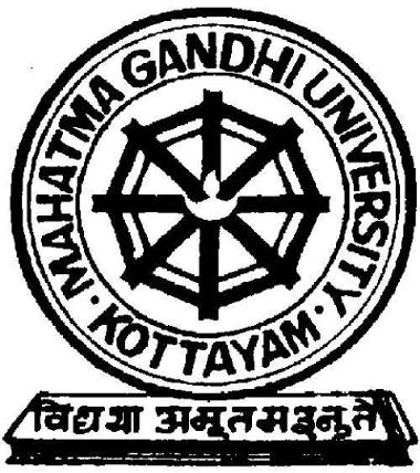 MG University Degree Admission 2019-20 UGCAP Registration