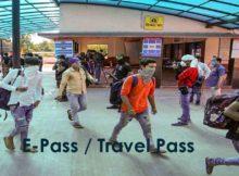 Travel Pass/Epass