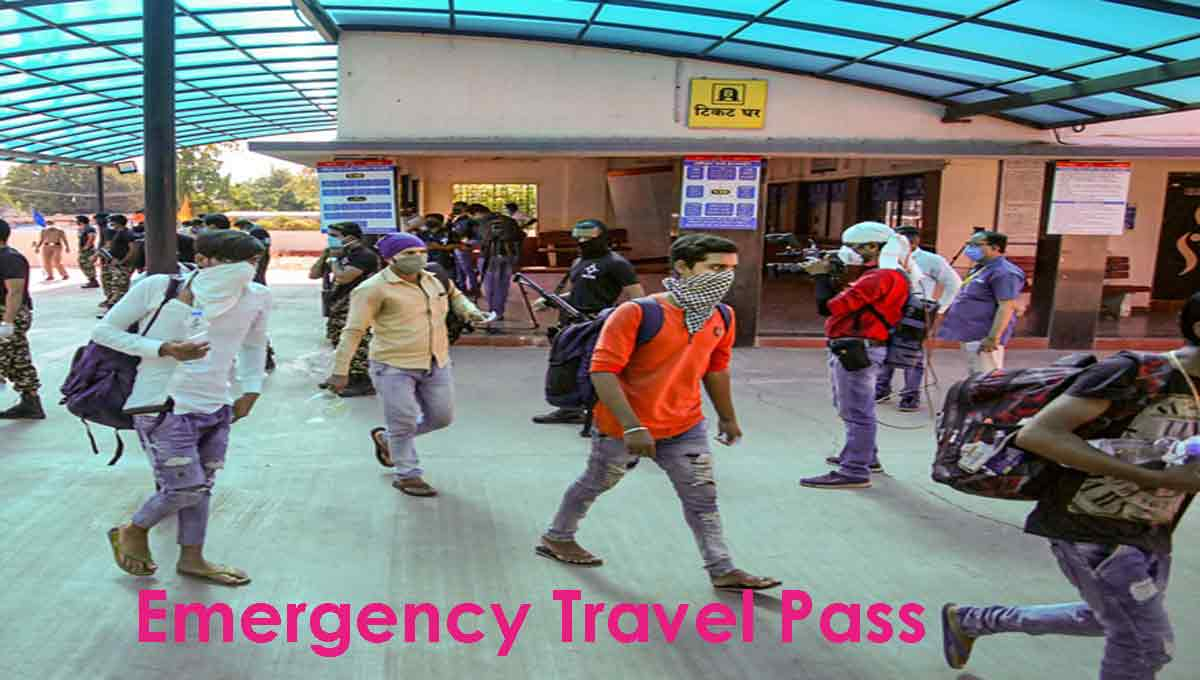 Emergency Travel Pass