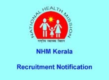 NHM Kerala Recruitment - Arogyakeralam Job Application