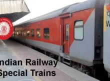 Special Trains to Kerala