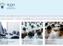 Scole Kerala Registration