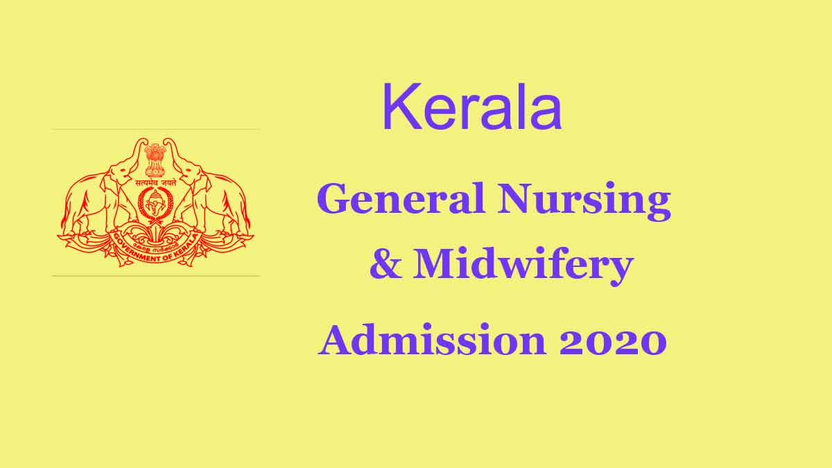 Nursing Admission 2020
